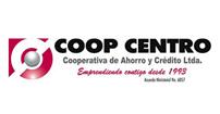 Logo de COOPERATIVA DE AHORRO Y CRÉDITO CORPORACION CENTRO LTDA.