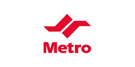 Logo de  Empresa Pública Metropolitana Metro de Quito